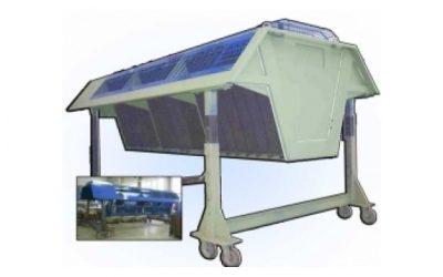 Dachkühlanlagen