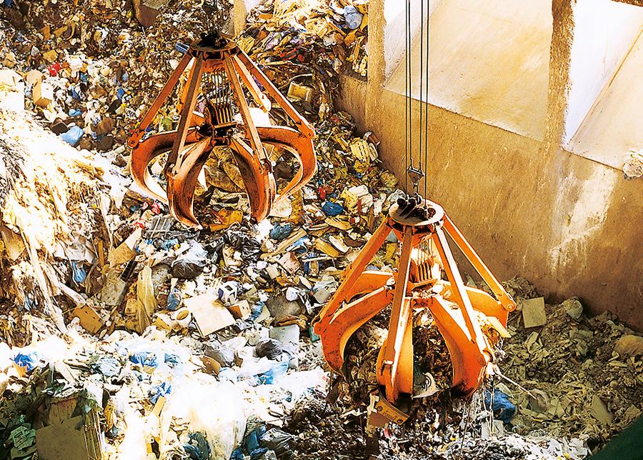 Metzen Industries - Müllverbrennung