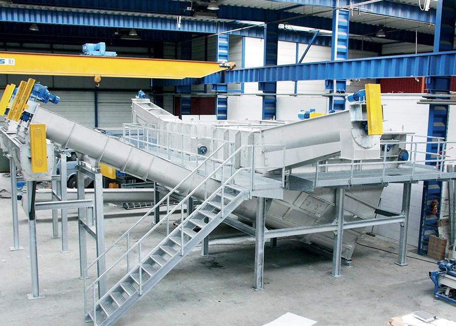 Metzen Industries - Recycling