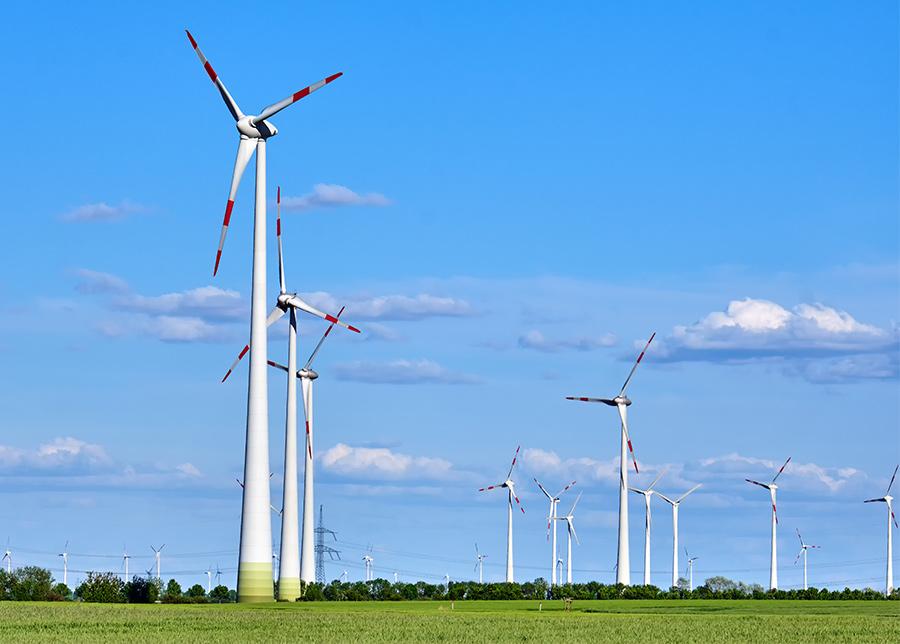 Industrien Umwelt und Energie